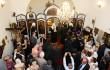 Визит Святейшего Патриарха Кирилла в церковь мученицы Зинаиды в Рио-де-Жанейро
