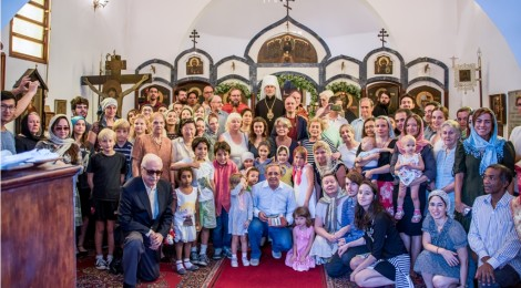 Престольный праздник церкви святой мученицы Зинаиды 2016 год