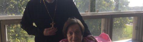 Нашей дорогой Тамаре Федоровне Рибейро исполнилось 94 года!